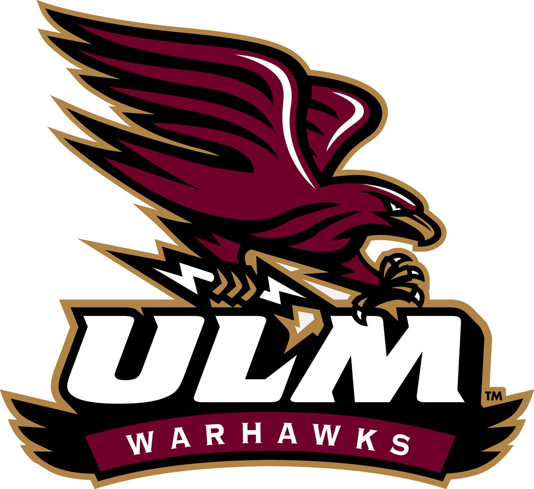 LouisianaMonroe Warhawks Primary Logo (2006) Hawk with
