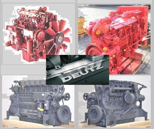 deutz 1012 1013 service manual bf6m bf4m workshop repair maintenance rh pinterest com Deutz Diesel Engine Service Manuals Deutz -Fahr Manual