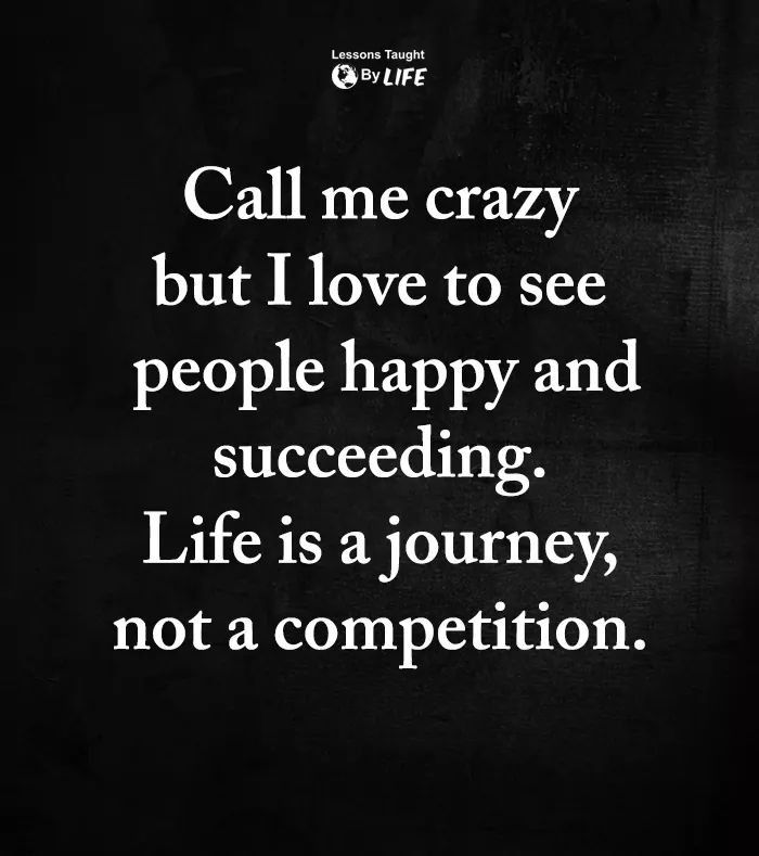 I Hope We All Achieve Our Dreams There S No Competition True Quotes Competition Quotes Words Quotes