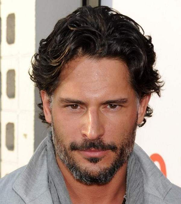 Mens Wavy Hairstyles medium length wavy hairstyles for men Mens Wavy Haircuts Google Search