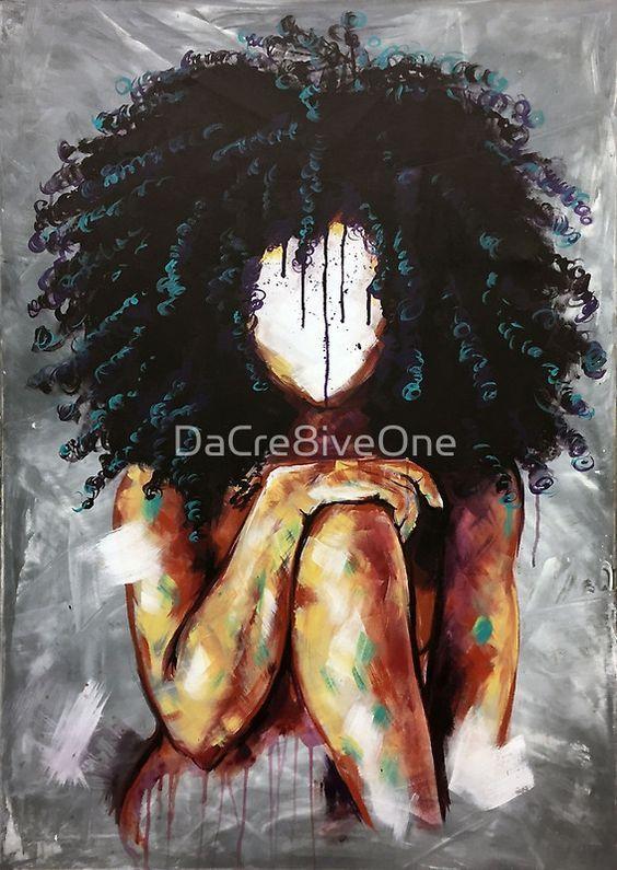 Black Urban Art Drawings