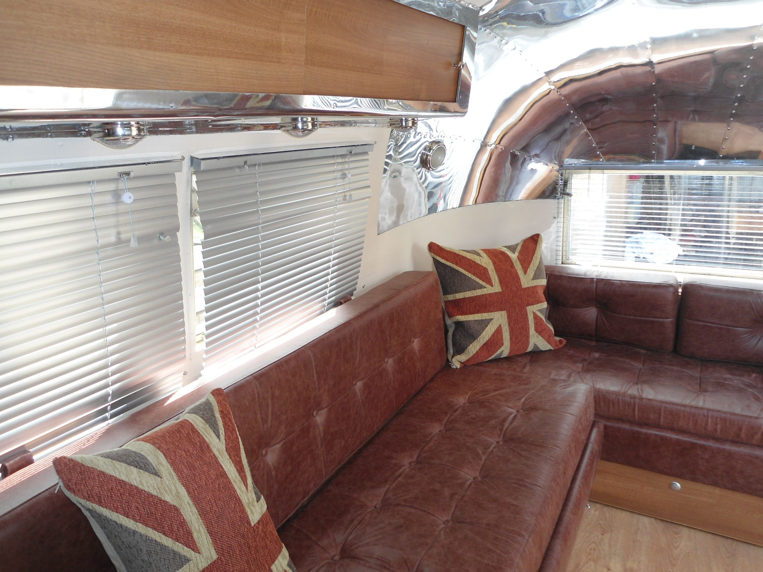 Nearly Finished Airstream Bambi Vintage Airstream Airstream Renovation Airstream Bambi
