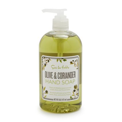 Sur La Table Olive & Coriander Hand Soap, 16 oz. | Sur La Table