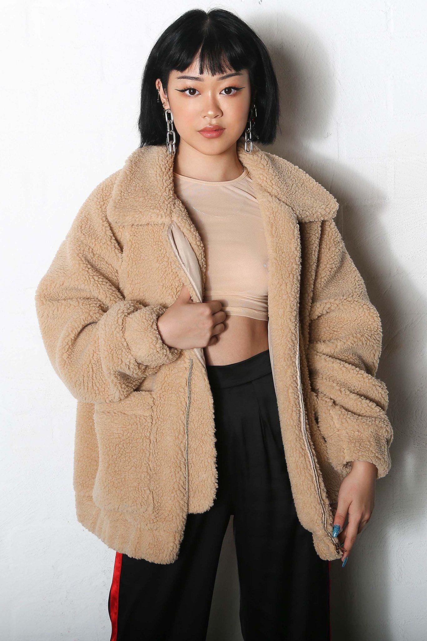 ddd62149e73 Pixie coat | beautiful winter | Coat, Jackets, Fur clothing