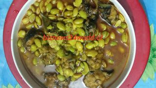 Indian Cat Fish With Beans Gravy Recipes Food Beans