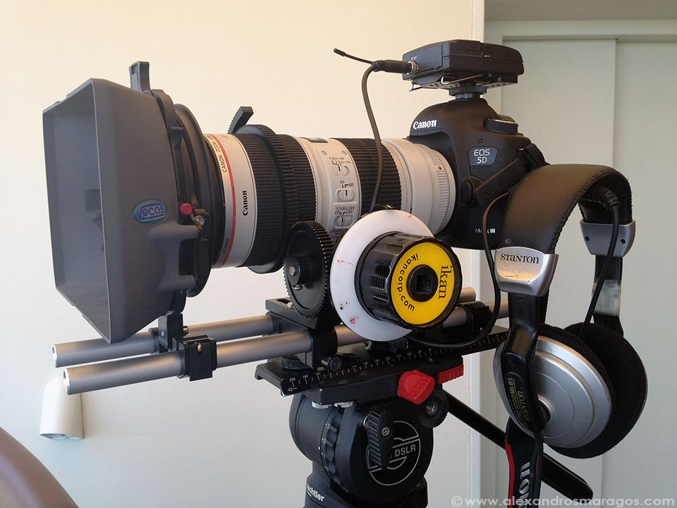 How To Shoot Interviews On The 5d Mark Iii Basic Kit Settings Dslr Video Canon 5d Mark Iii Dslr