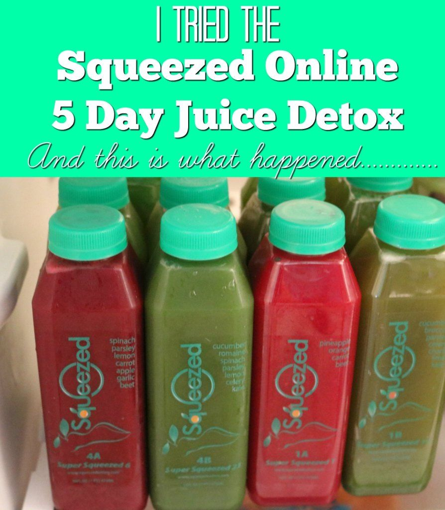 Juice Detox Cleanse My Results From Squeezed Online 5 Day Juice Detox Detox Juice Cleanse Juice Cleanse Results Detox Juice