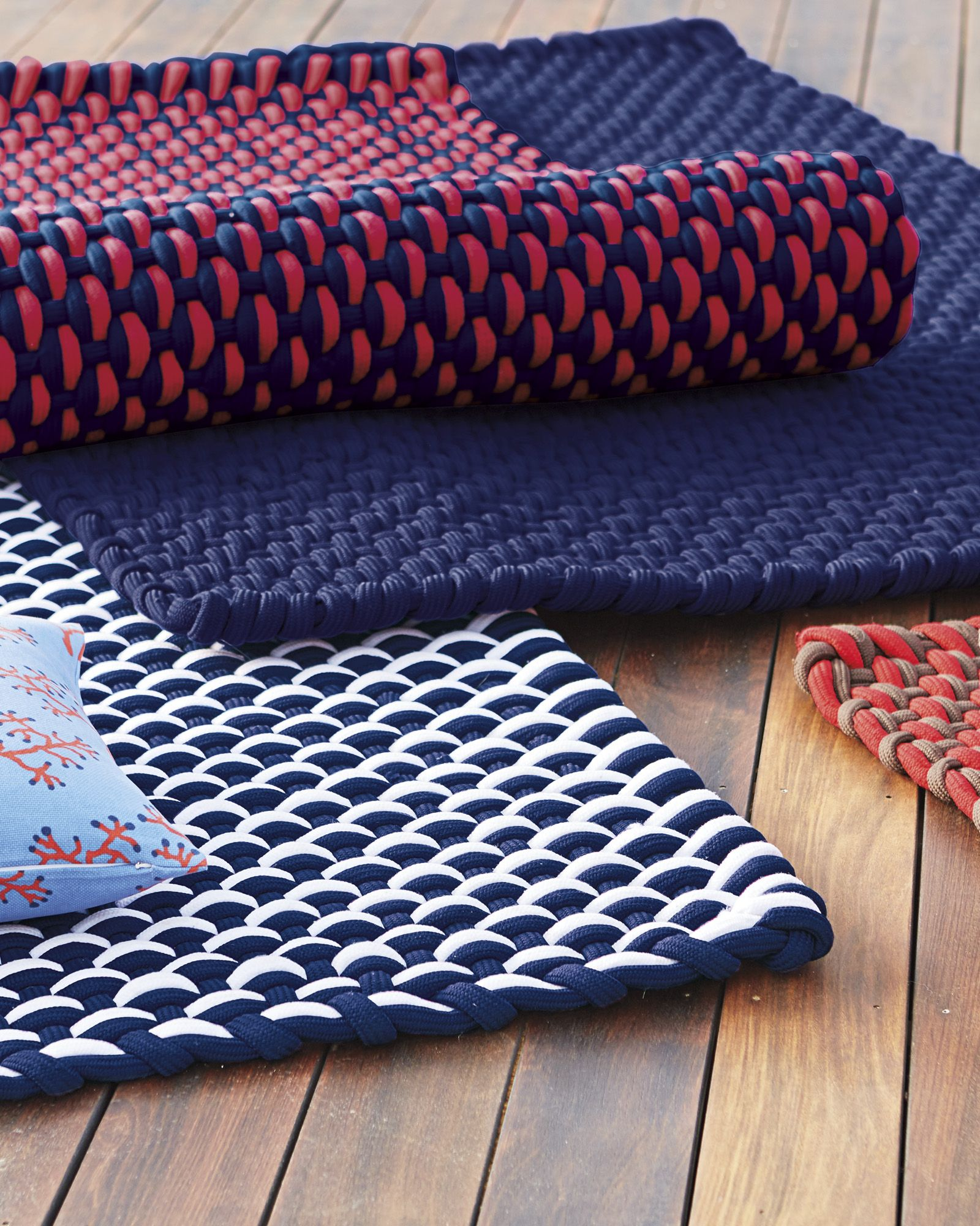 All Weather Rope Rugall Rug
