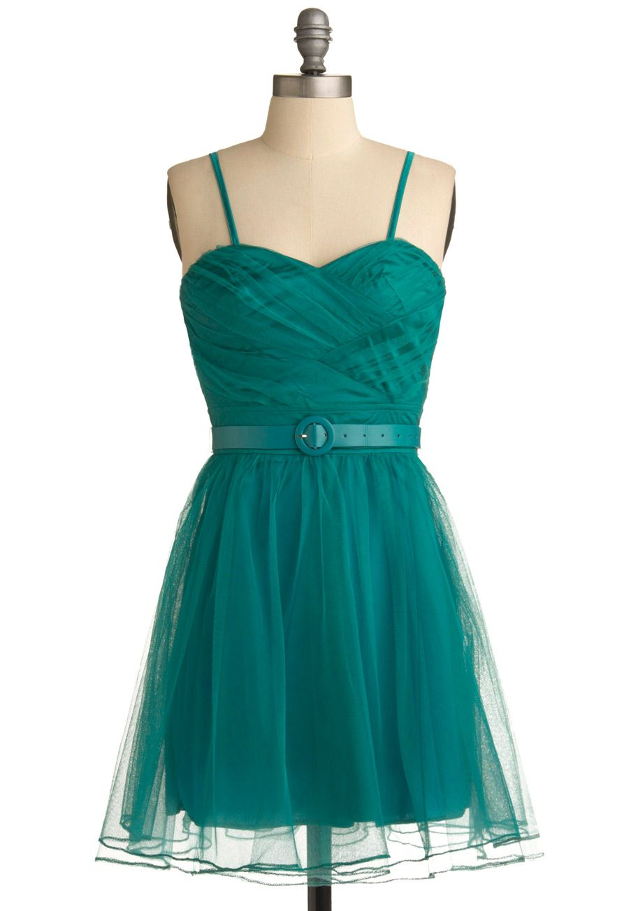 i love teal | Wearables | Pinterest | Teal, ModCloth and Teal dresses