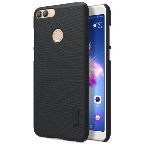 Coque Huawei P Smart Nillkin Rigide Givrée - Noir