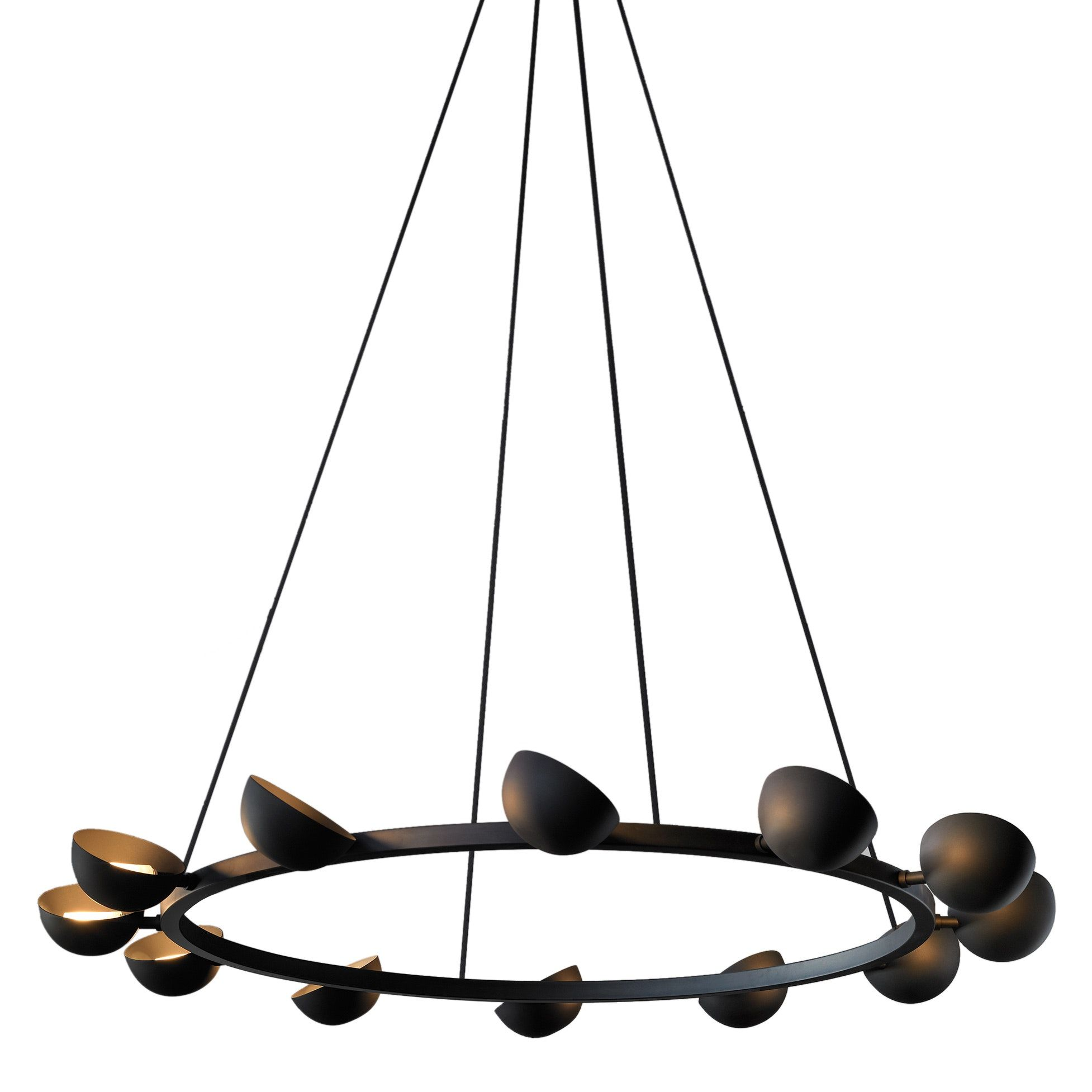 Jbs Avion Round 12 Light Chandelier By Jonathan Browning Studios Price On Request Chandelier Lighting Chandelier Contemporary Chandelier