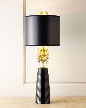 ananas table lamp at neiman marcus home ideas rh pinterest de