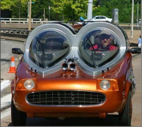 The Craziest Modified Cars: STRANGE CUSTOM CARS & TRUCKS - BIG EYES