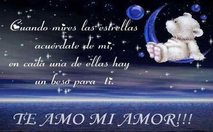 Frases De Buenas Noches Mi Amor Jpg 696 433 Frases De Buenas