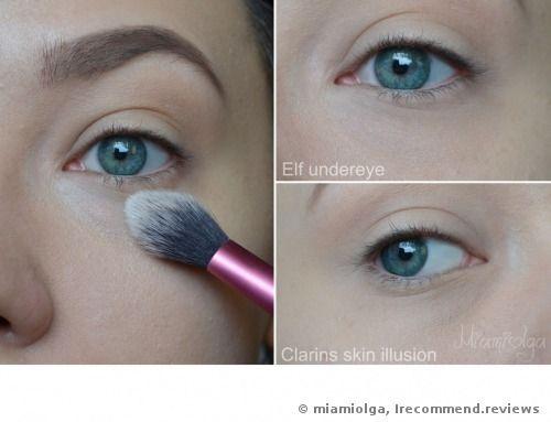 elf under eye setting powder