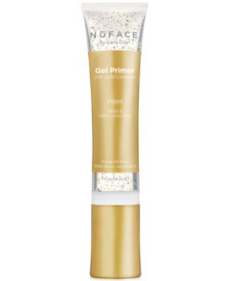 NuFace Gel Primer 24K Gold Complex - Firm, 2 oz