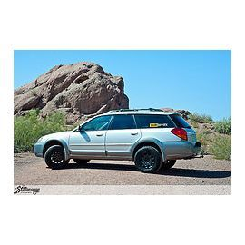 2005 2009 Outback Lift Kit Primitive Racing Subaru Outback Lift Kits Outback