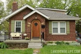 Color Scheme Brick Exterior House Red Brick House Brick Cottage