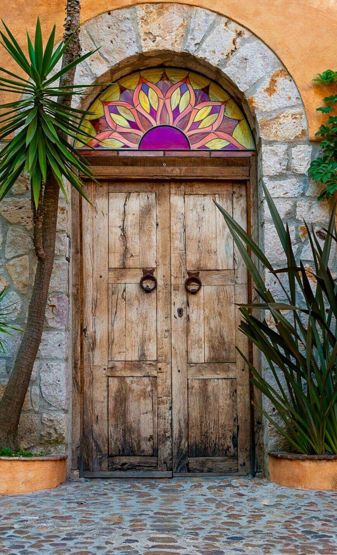 San Miguel De Allende Mexico Contemporary Doors Beautiful