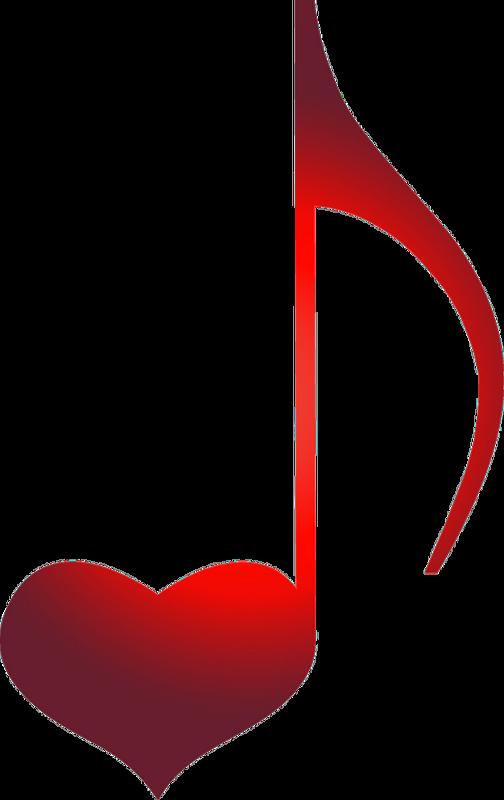 Сердечки,вектор | Музыкальные картинки, Музыкальный декор ...