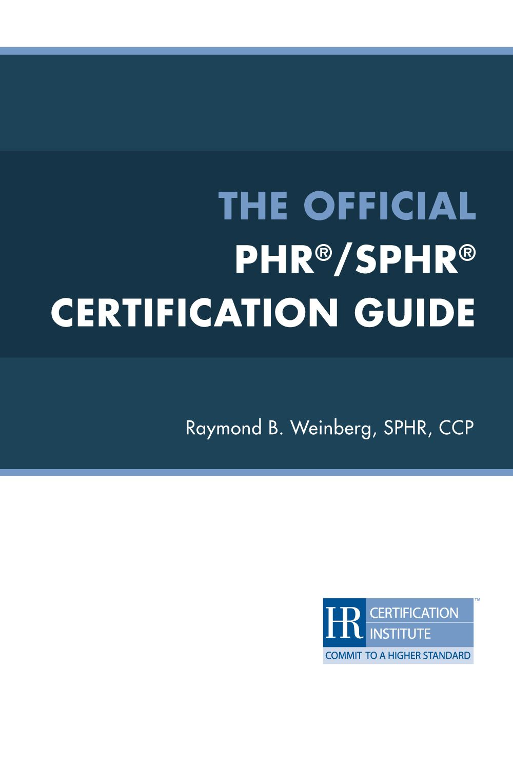 Phr Sphr Cert Guide Accounting Exam Risk Management Portfolio
