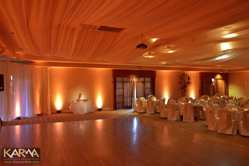 The Highlands At Dove Mountain Marana Tucson Amber Wedding Lighting  032313 Karma4me Com 5