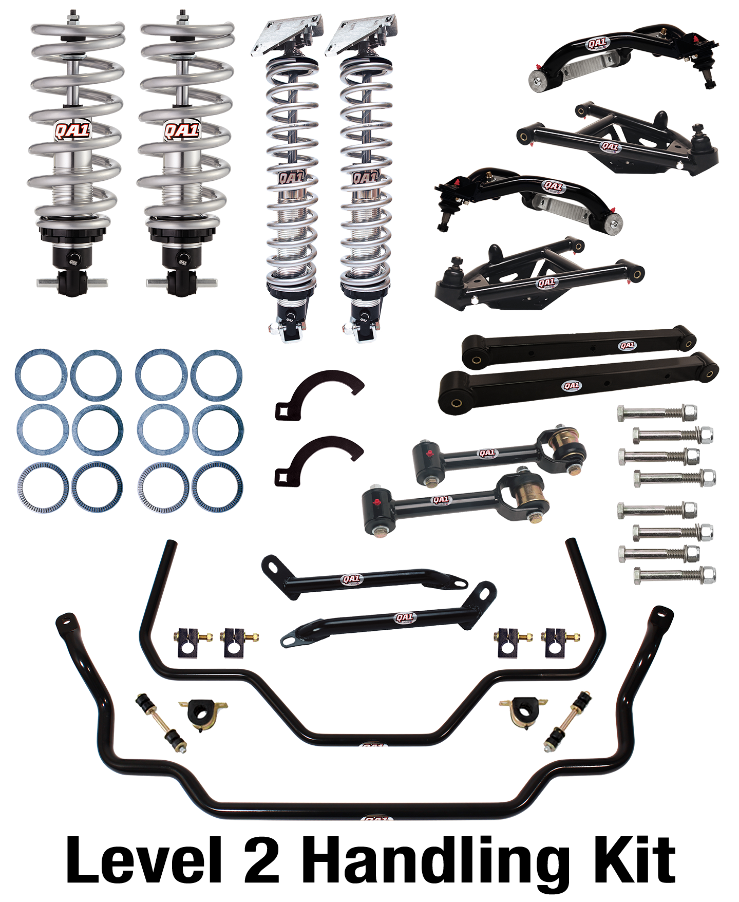 Handling Suspension Kits For Gm A Body