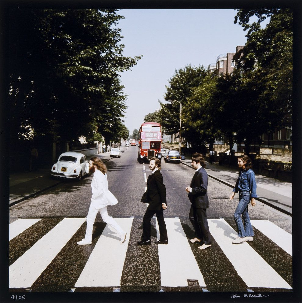 Outtakes From The Abbey Road Album Cover Are Being Auctioned Off Next Month Abbey Road Beatles Abbey Road The Beatles