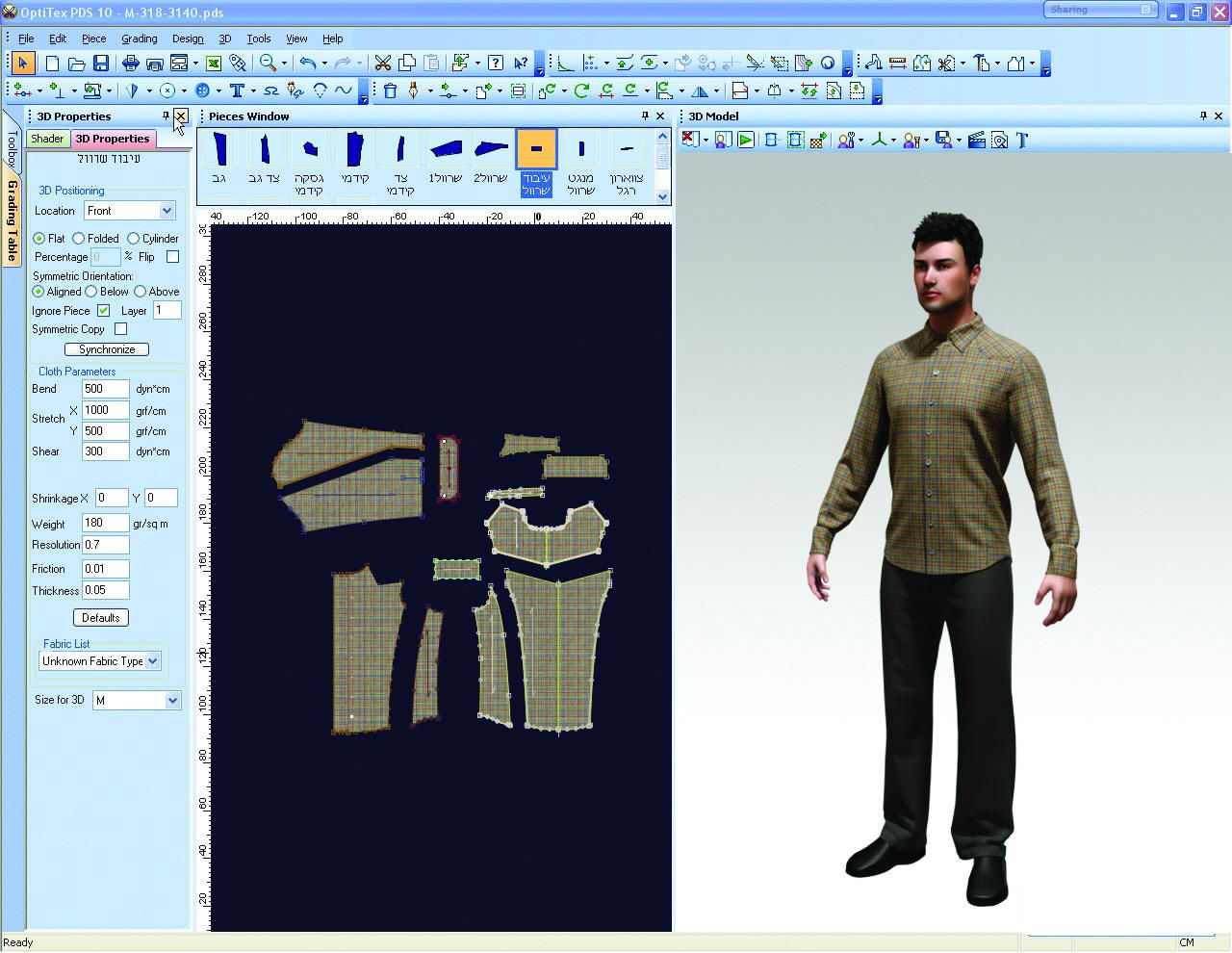 Cloth Designer Software | Men S Clothing 3d Suite Create Garments Fit To Avatar And Animate