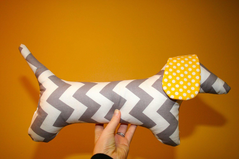 Softie For Kids Plush Wiener Dog Stuffed Toy Dachshund Baby Toy