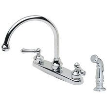view the pfister f 8h6 85 savannah kitchen faucet with sidespray rh pinterest co uk