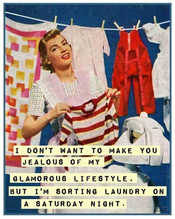 Mom Jokes To Make You Pee Your Pants Tulamama Mom Jokes Retro Humor Housewife Humor