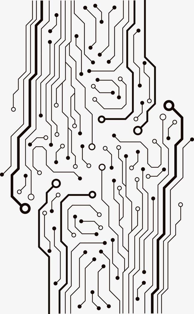 Circuit Board, Circuit Diagram, Motherboard PNG