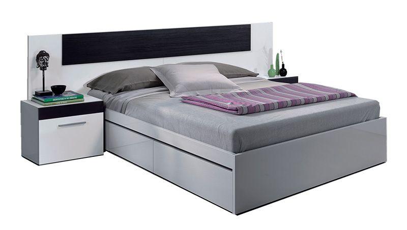camas altas 150 con cajones debajo - Cerca amb Google | Muebles en ...