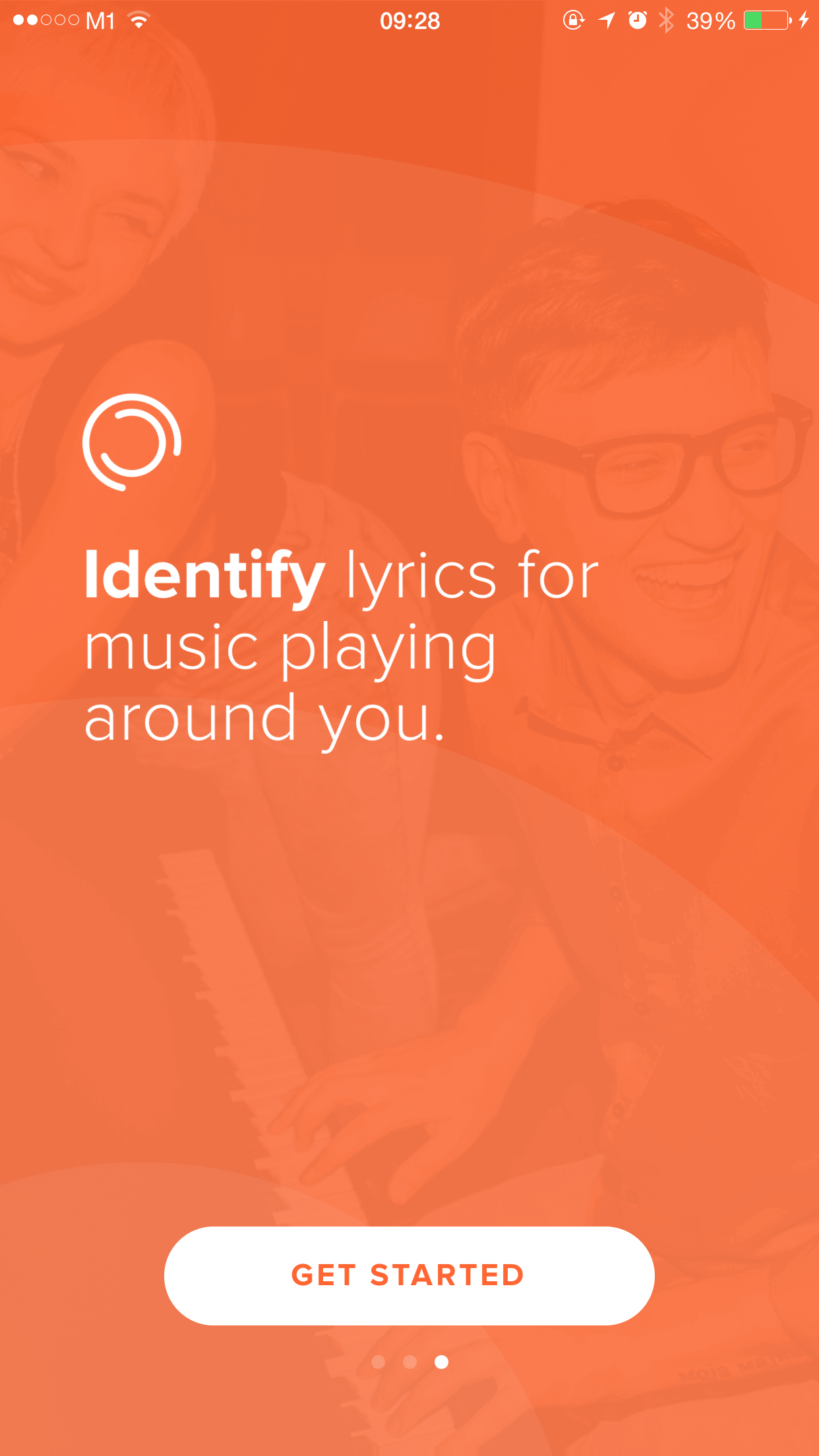 Pin by LauraC on App Screens Lyrics, Get started, Music