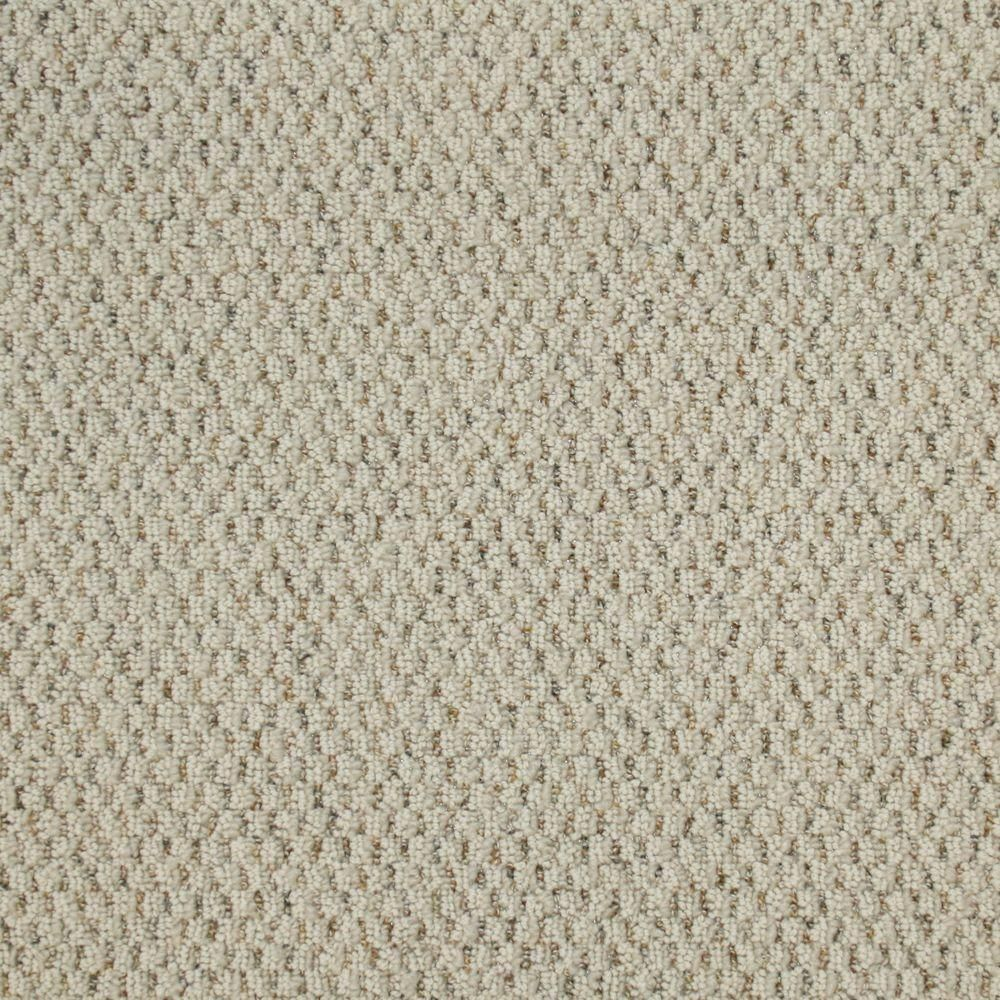 Trafficmaster Picture Color Wheat Textured Berber 12 Ft Carpet Hd99834 The Home Depot