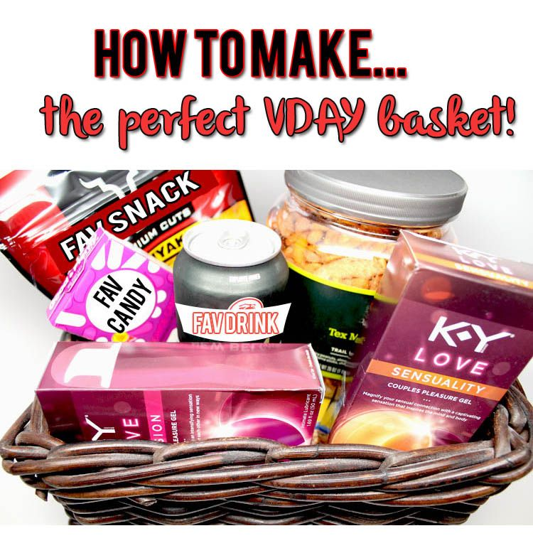 perfect valentines gift basket | valentine gift baskets, Ideas