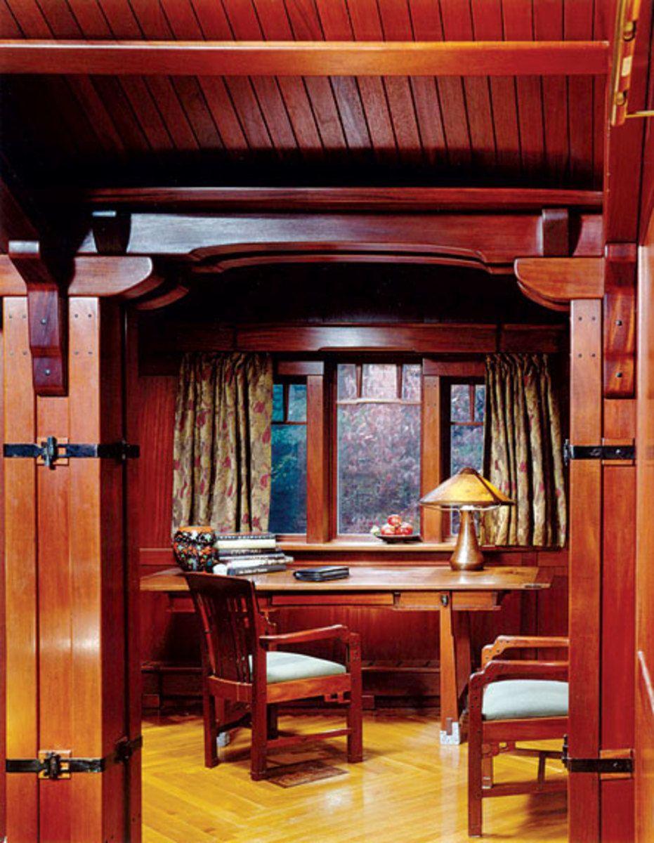 arts crafts woodwork trim mission style craftsman style rh pinterest com
