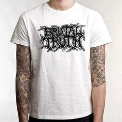 Camiseta Brutal Truth