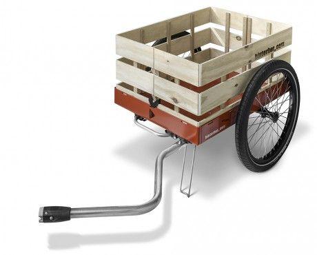 Fahrradanhanger Fahrrad Lastenanhanger Fahrrad