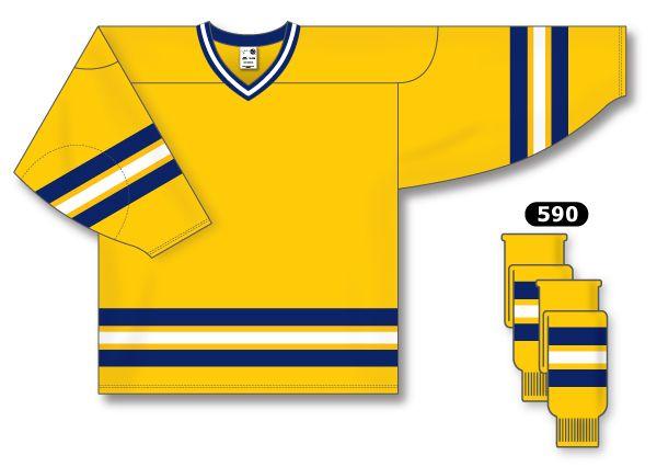 University Of Michigan Blank Hockey Jerseys Jersey Design Jersey Hockey Jersey