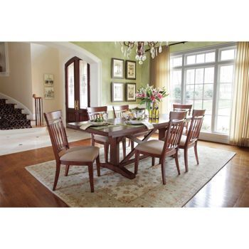 Seagrove 7Pc Dining Set  $1295  Goodies That We Sell  Pinterest Unique Dining Room Sets Costco Design Decoration