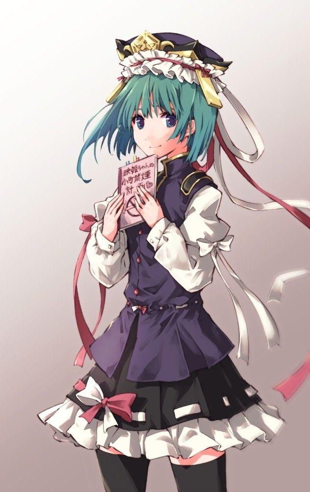 art shiki eiki おしゃれまとめの人気アイデア pinterest qina 東方 かわいい ヤマザナドゥ line アイコン かわいい
