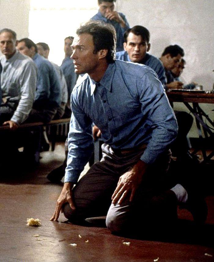 Clint Eastwood En Fuga De Alcatraz Escape From Alcatraz 1979