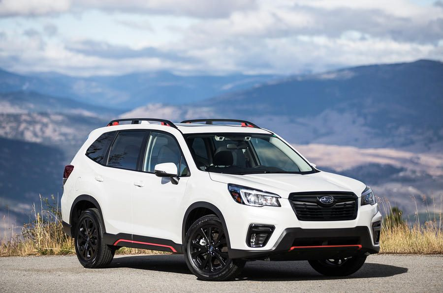 Subaru Forester 2019 review Autocar Subaru forester