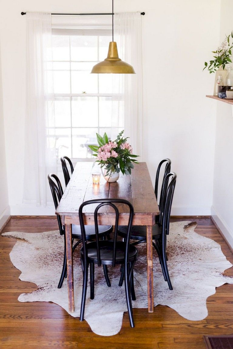 80 incredible small dining room design and decor ideas dining room rh pinterest com