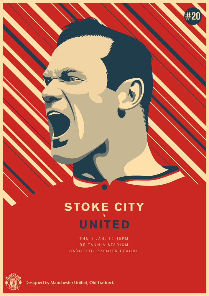 Get Latest Manchester United Wallpapers Stadium #mufc face Stoke in the first @PremierLeague game of 2015 at 12:45 GMT. Come on, United!