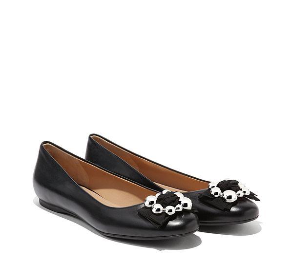 c5866de0c27 Zapato estilo Balerina - Flats y balerinas - Zapatos - DAMA - Salvatore…