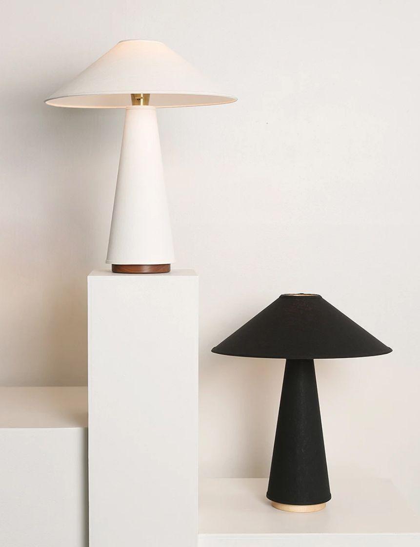 Linden Lampe De Table Lampes Salon Idees De Decor Lampe Design