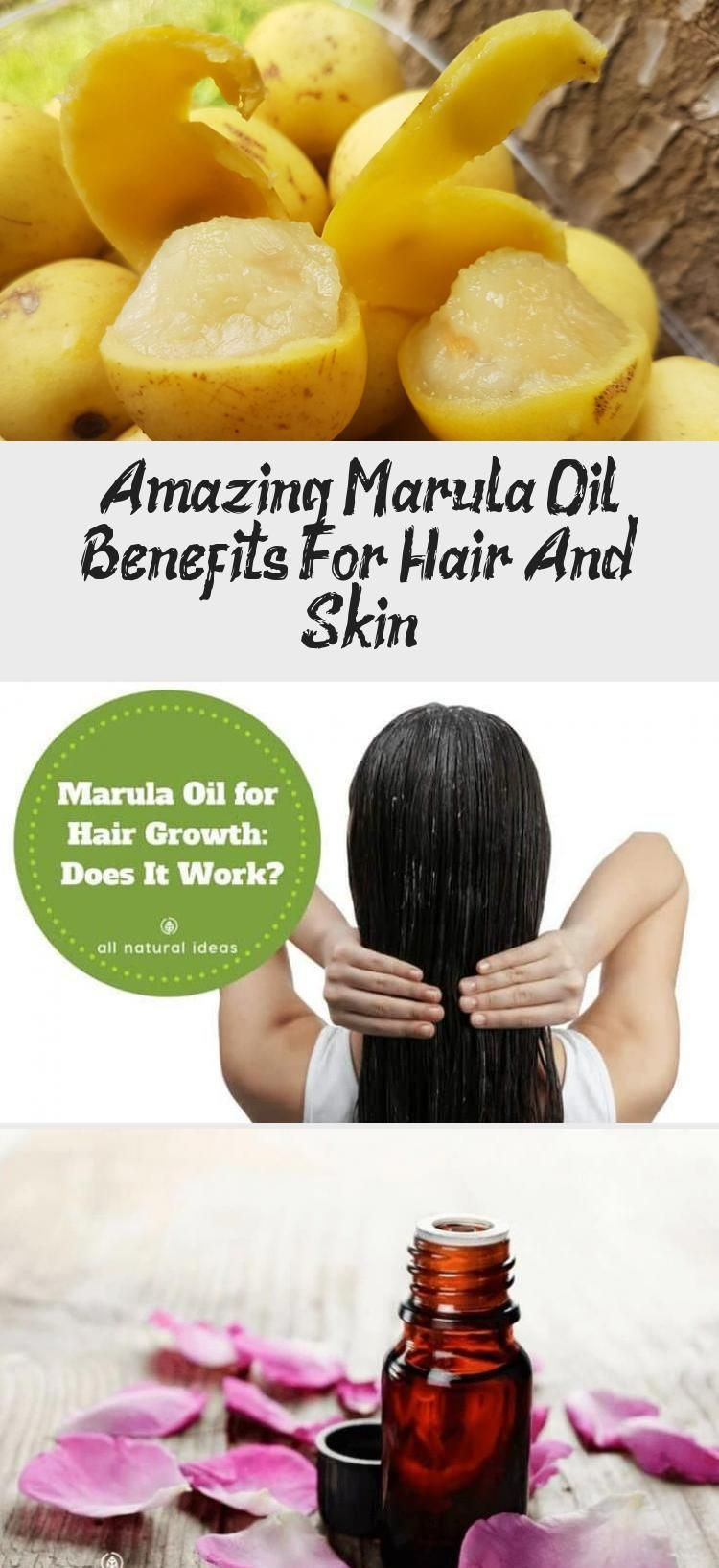 Amazing Marula Oil Benefits For Hair And Skin Using
